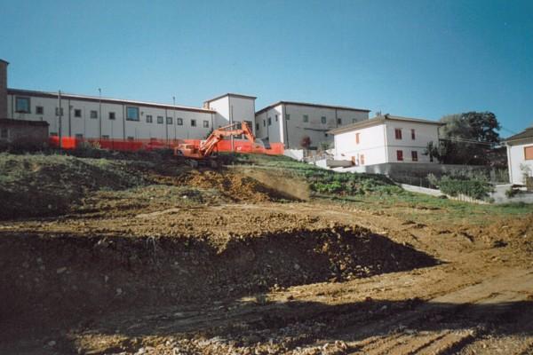 terreno san romano via balducci